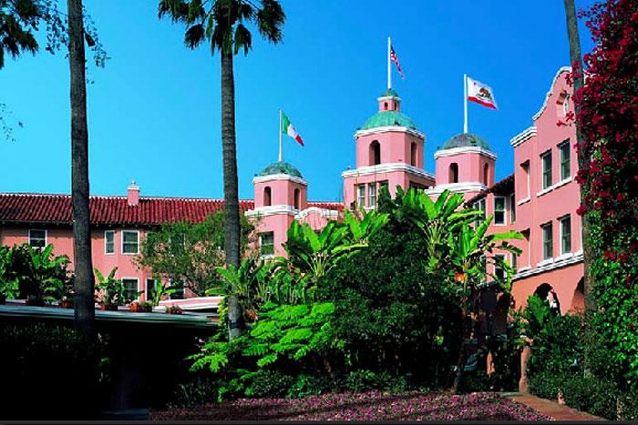 Beverly Hills Hotel Robertson Boulevard Shopping Dining