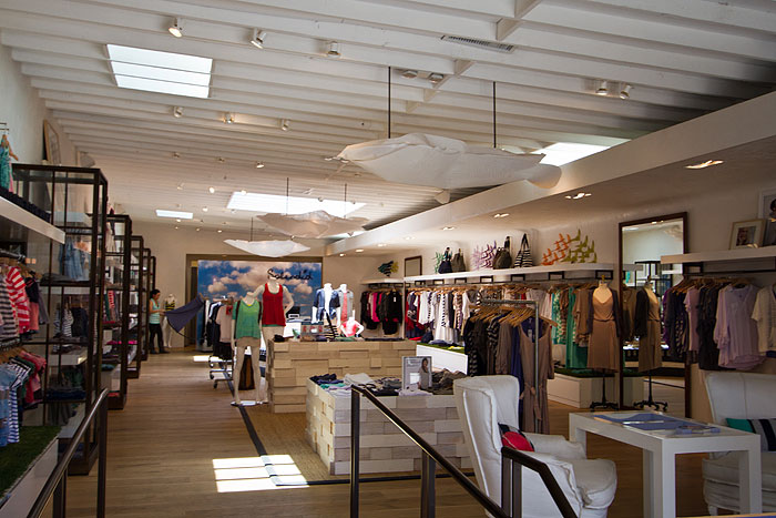 Women clothing stores The blvd clothing store
