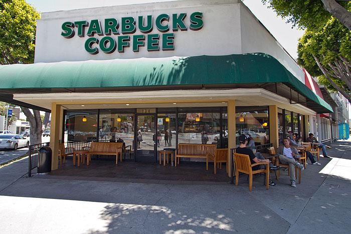 Starbucks Robertson Boulevard Shopping Dining Amp Travel