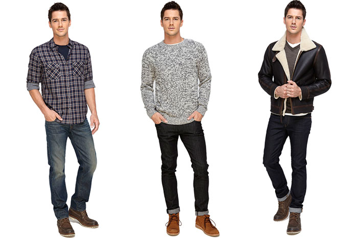 Fashionable Plus Size Mens Clothing